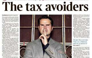 Jimmy Carr Tax Avoidance reputation fallout