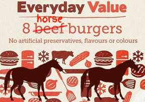tesco horse meat scandal