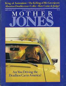 Mother Jones Ford Pinto - Lessons in PR disasters