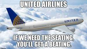 Lessons in PR Disasters - United Airlines