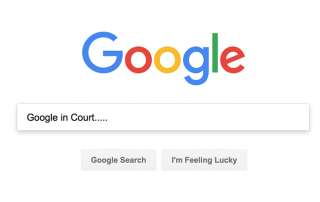 Google in Court - trademarked keywords