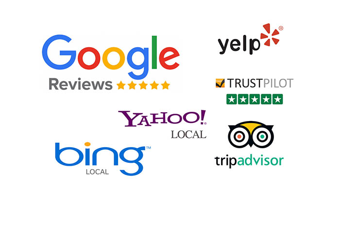 Consumer Review websites - online reputation management